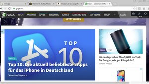 Google Chrome 69: Altes Design wiederherstellen