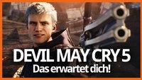 Devil May Cry 5 in der Vorschau: So übertrieben cool wie eh und je