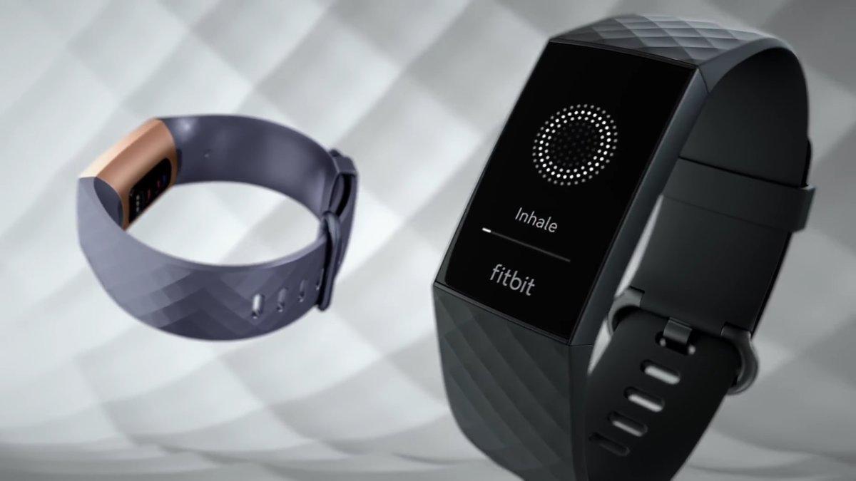 Bedienungsanleitung Fitbit Charge 3
