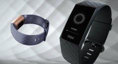 """Ist der """"Fitbit Charge 3"""" wasserdicht? Infos & Bedienungsanleitung"""