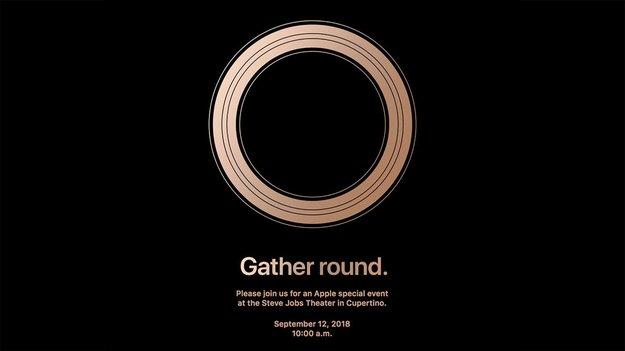 Apple bricht Schweigen: Vorstellungstermin für iPhones 2018 verraten