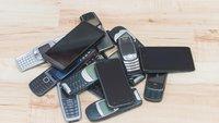 23 Dinge, die wir damals alle mit unseren alten Handys gemacht haben