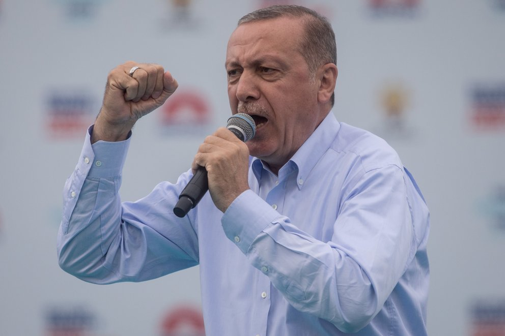 USA: Regierung droht der Türkei offenbar mit neuen Sanktionen