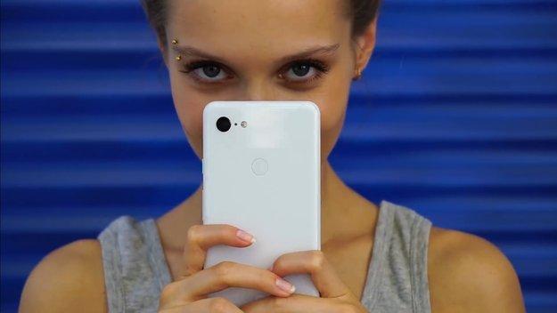 Smartphone oder Tablet? So gigantisch groß wird das Google Pixel 3 XL