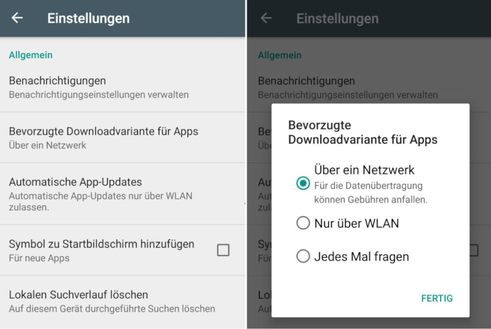 Google Play Store Es Kann Keine Stabile Verbindung