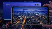 Honor Note 10 vorgestellt: XXL-Smartphone mit Monster-Akku und Flüssigkühlung