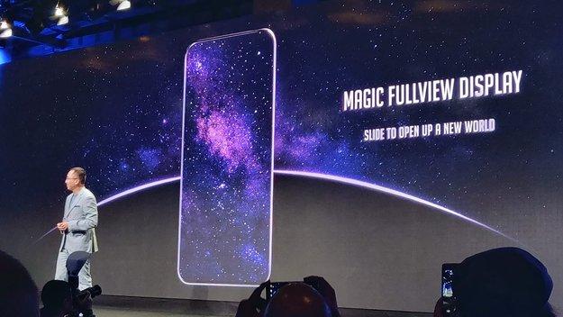 Honor Magic 2 stiehlt Huawei die Show: Spektakuläres Randlos-Smartphone mit Slider