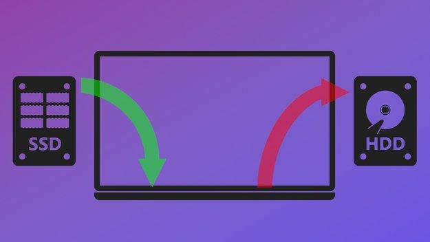 Laptop-Festplatte ausbauen: Was ihr beim Austausch von HDD und SSD beachten müsst