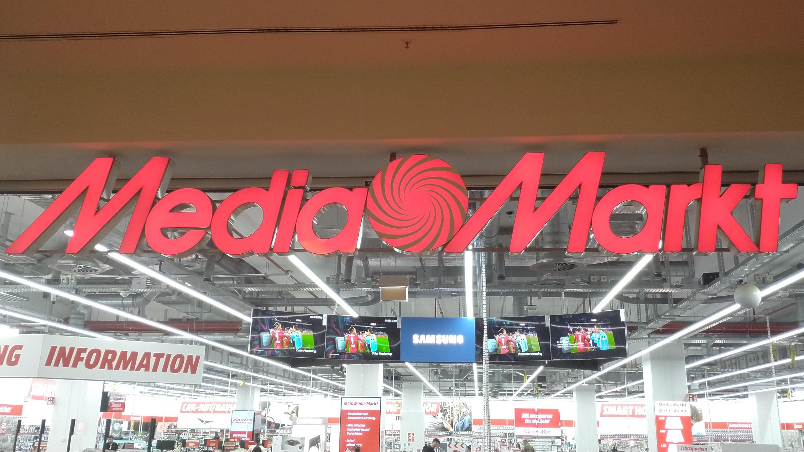 8ad10438b0d6fc Neue Rabatt-Aktion bei MediaMarkt  So zahlt ihr bis zu 15 Prozent weniger  für Technik