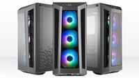 Masterbox MB530P: Dieses PC-Gehäuse ist der Traum aller RGB-Liebhaber