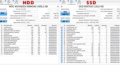 SMART-Werte auslesen: Zustand von HDD und SSD anzeigen