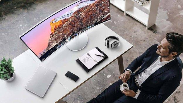 Display-Neuheit: Samsung baut den schönsten Apple-Monitor