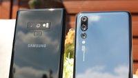 Samsung traut sich wieder: Galaxy Note 10 schließt zur Konkurrenz auf