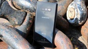 Samsung zieht nach: Galaxy Note 9 erhält praktische Funktion des Galaxy S10