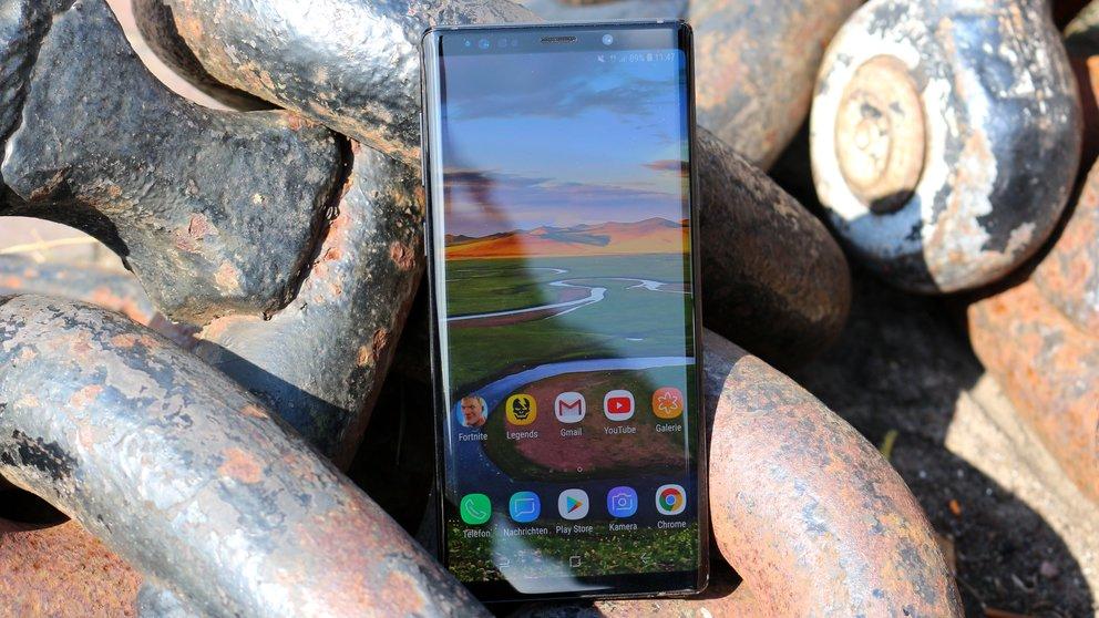 Samsung Galaxy Note 9 im Test: Ultimatives Handy mit einer einzigen Schwäche