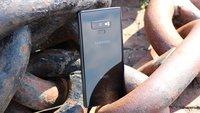 Samsung Galaxy Note 9 in Bildern: Design-Geheimnisse gelüftet