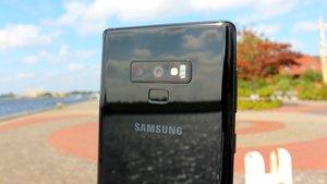 Samsung Galaxy Note 9 im Kamera-Test: Smartphone-Fotografie 2.0