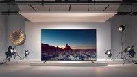 Tschüss, QLED: Samsungs TV-Revolution kommt nach Deutschland