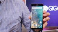 Sony Xperia XA2 Plus im Hands-On-Video: So schön kann Mittelklasse sein