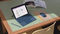 Surface Go kaufen: Tablet kurze Zeit mit kostenloser Tastatur und Office erhältlich
