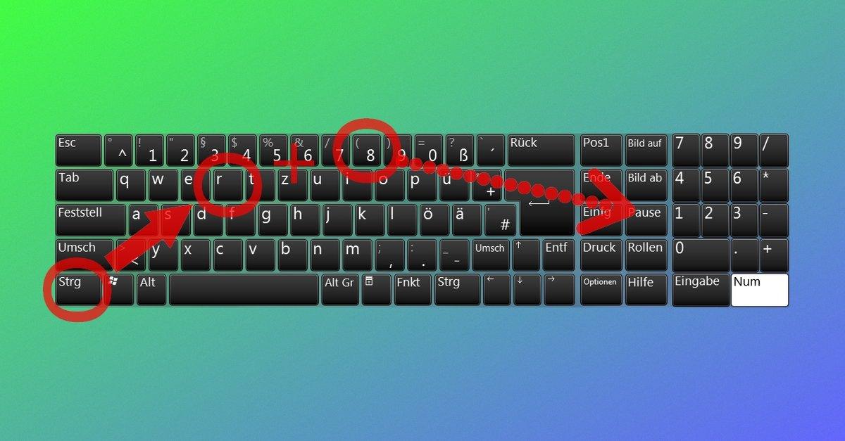 Makro Tastatur