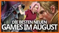 Die Releases im August 2018: Battle for Azeroth, Naruto to Boruto und mehr