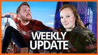 Weekly Update: Neue PS Plus-Spiele, Cyberpunk 2077 Demo und Spider-Man DLCs