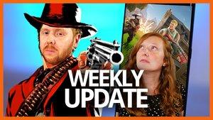 Weekly Update: Fortnite kommt für Android, Trailer zu Red Dead Redemption 2 und Super Smash Bros.