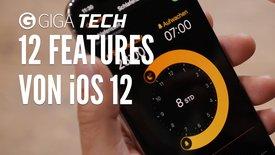 iOS 12: Neue Features nutzen