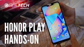 Honor Play im Hands-On: Gaming-Smartp...