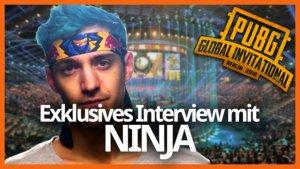 Ninja im exklusiven Interview