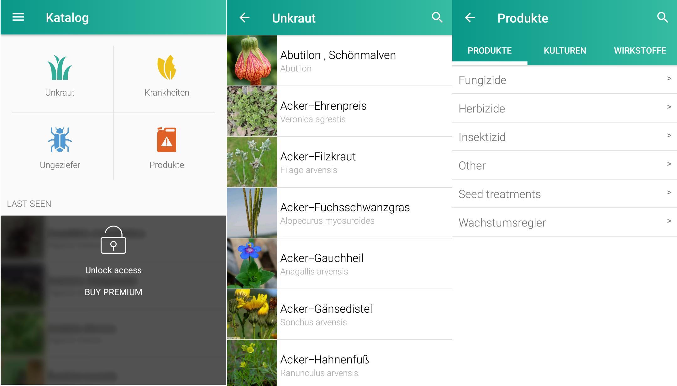 Unkräuter Bestimmen Die Besten Apps Für Android Ios