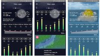 Kostet sonst 4,79 €: Beliebte Wetter-App für Android aktuell gratis (abgelaufen)