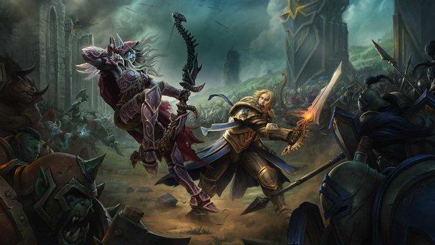 World of Warcraft Battle for Azeroth im Test-Tagebuch — Teil 1: Der erste Eindruck