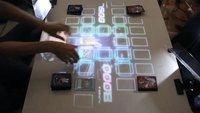 Die Yu-Gi-Oh!-Spielmatte der Zukunft