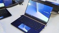 Geniale Idee: So will Asus eines der größten Laptop-Probleme lösen