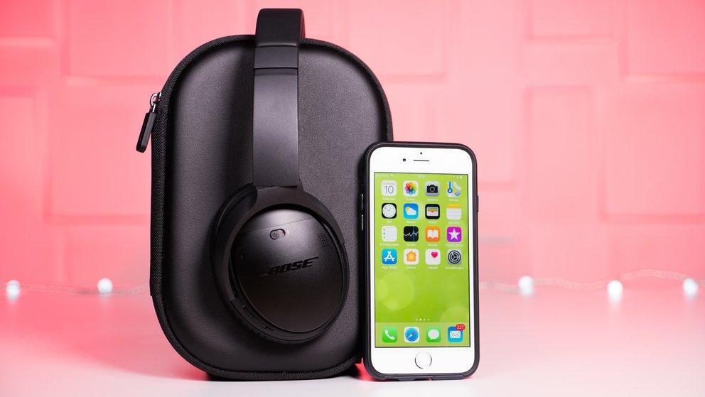 Bose QuietComfort 35 II im Test: Das Vorbild aller Noise-Cancelling-Kopfhörer sichert sich den Thron
