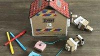 Nintendo Labo im Lesertest: Es rappelt im Karton