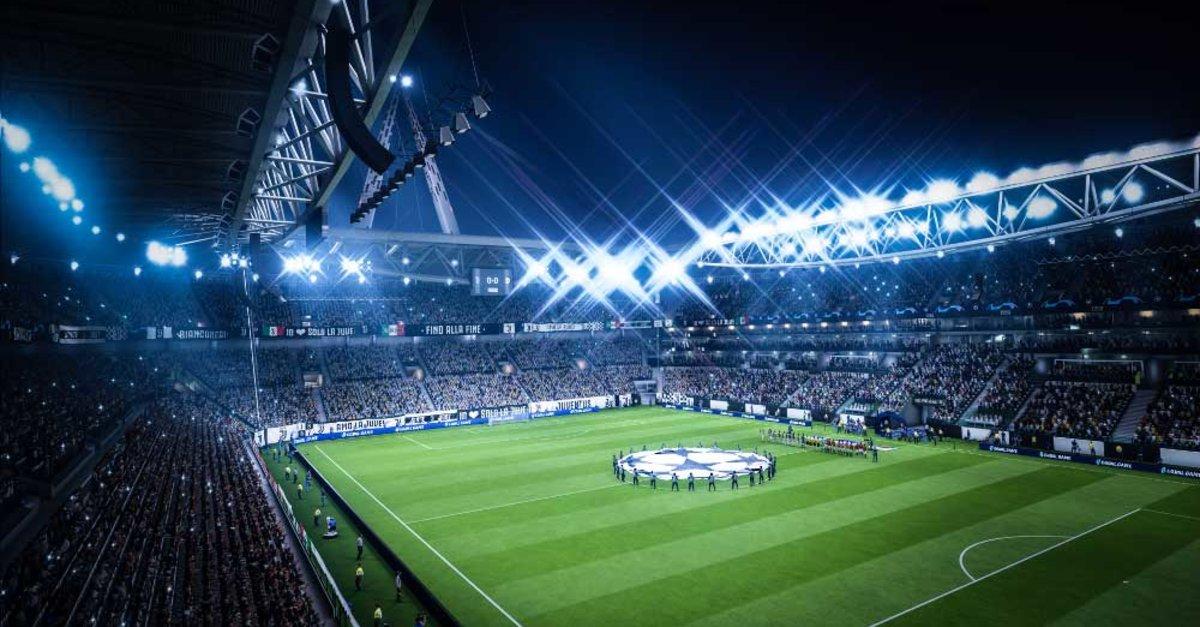 Fifa 19 Stadien Liste Und Bilder Zu Jedem Stadion