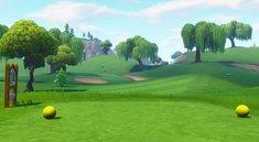 Fortnite: Golfbälle vom Abschlagpunkt zum Grün - Fundorte der Löcher (Woche 5)