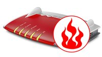 Fritzbox kühlen und vor Hitze schützen – so geht's