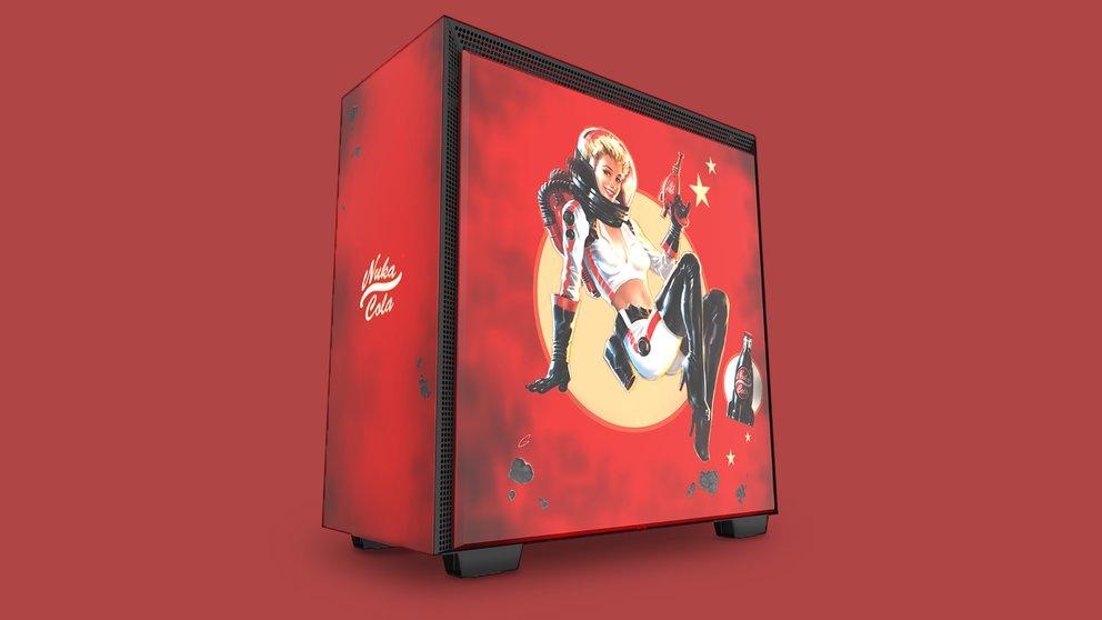 Gaming-Tower im Fallout-Design: So schön kann ein PC aussehen