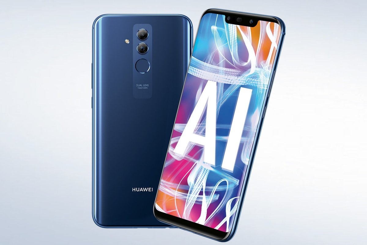 Huawei Mate 20 Lite Bedienungsanleitung