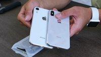 iPhone 9 und iPhone X Plus im Hands-on: So groß werden die Apple-Smartphones wirklich