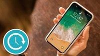 Bald ein Jahr iPhone X: Wo ist das Problem?!