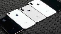 iPhone 9 und iPhone X Plus: Farbvergleich der Apple-Smartphones