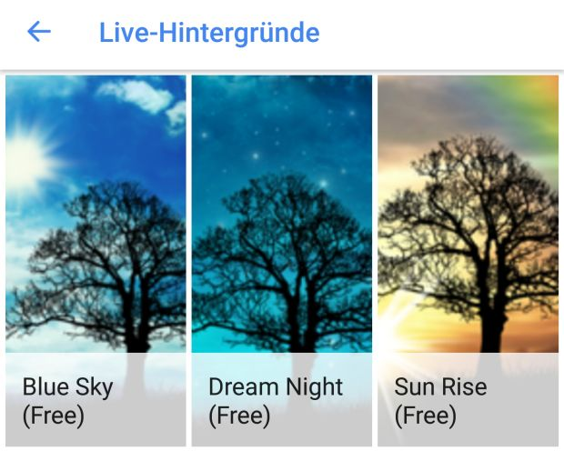 Live hintergrund iphone xs kostenlos
