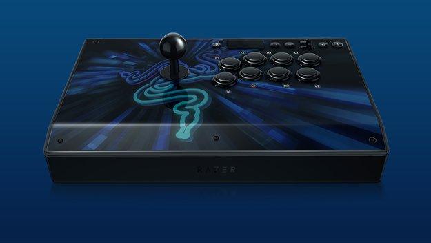 Razer Panthera Evo: Neuer Arcade-Fight-Stick überrascht beim Preis und der Ausstattung