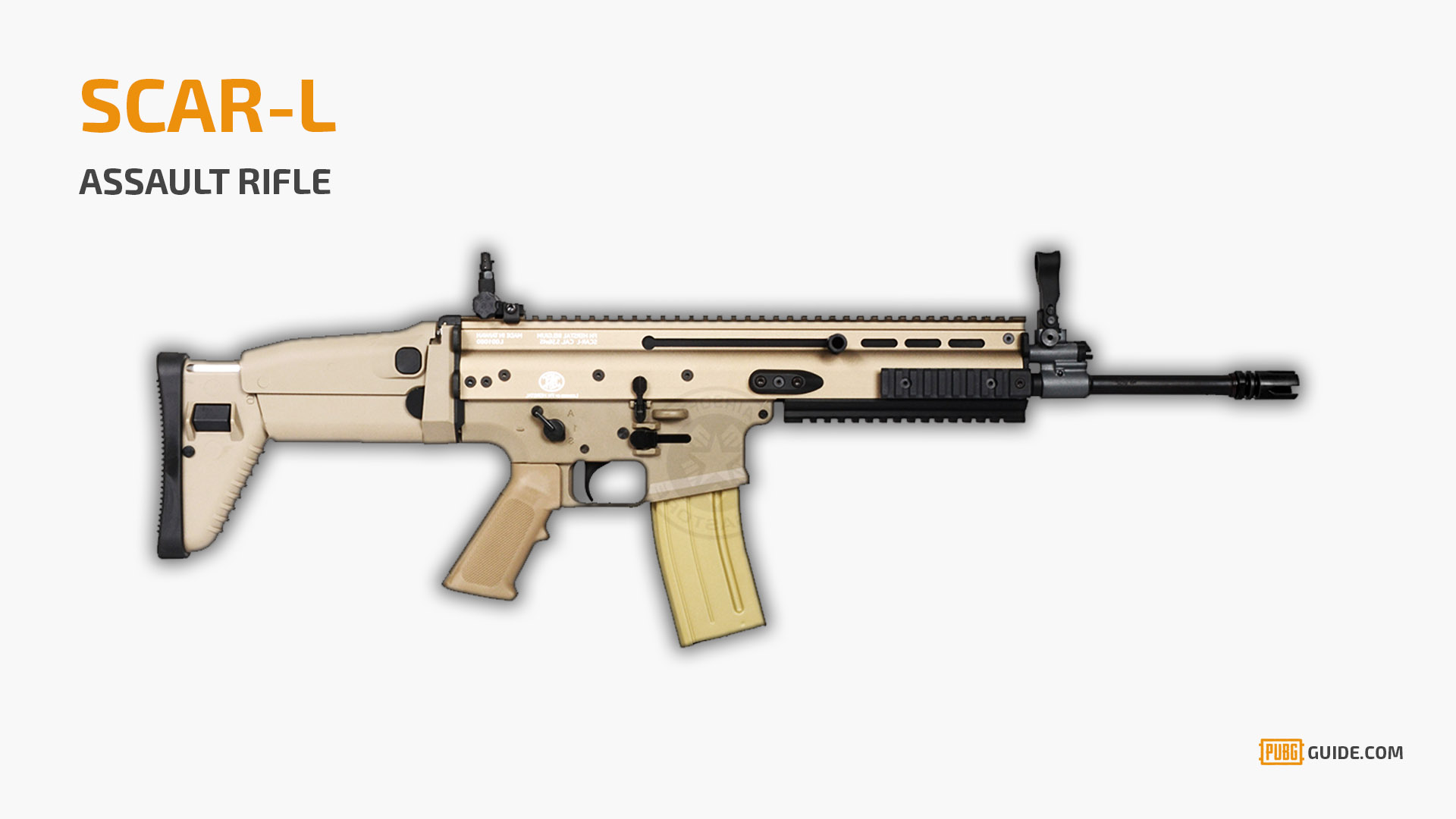 سلاح m4 ببجي