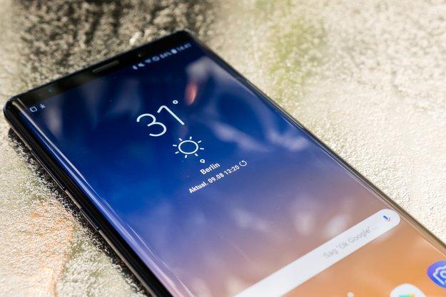 Samsung Galaxy Note 9: Dieser Nachteil wird sich als gigantischer Vorteil herausstellen